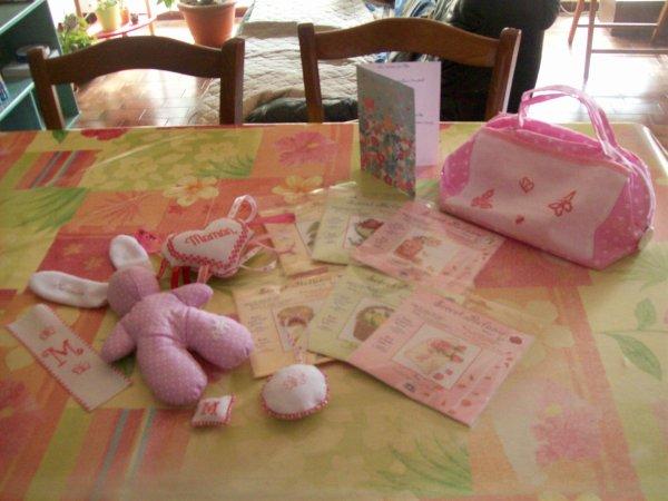 Cadeaux fête des maman