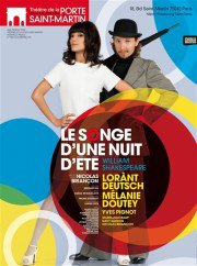 THEATRE : LE SONGE D' UNE NUIT D'ETE