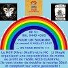 BIENVENUE A TOUS LE W-K DU 7 AU 8 JUILLET 2017 CONCENTRE DE BIENFAISANCE