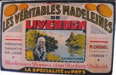 Les Madeleines de Liverdun : histoire ( I I ) :