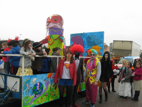 Liverdun :  Le temps du carnaval. ( I )