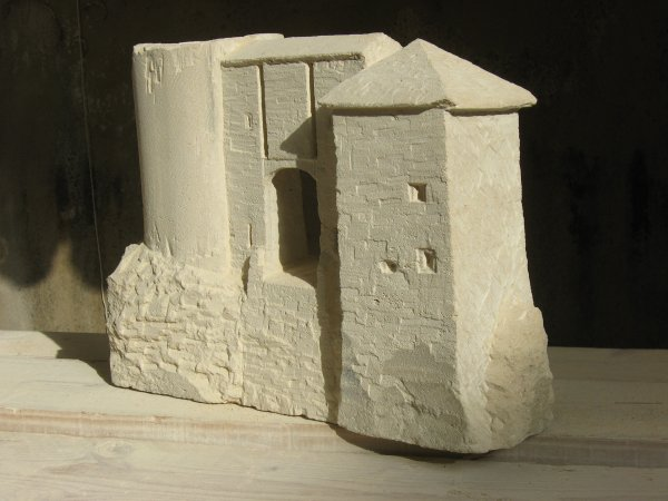 Liverdun : La porte haute ...immortaliser dans la pierre