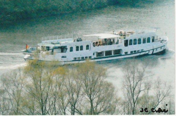 Liverdun : La Moselle grand gabarit ( I ) :