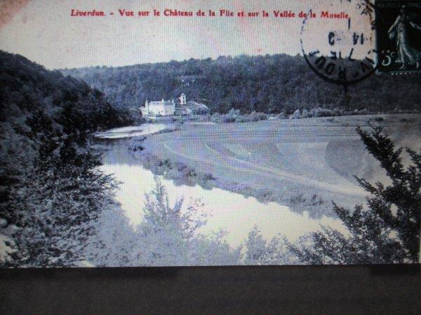 Liverdun : Epoque 1900.