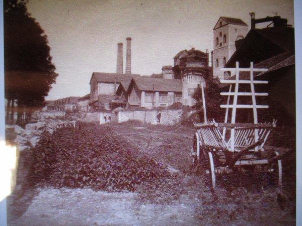 Liverdun : C'était les forges de Liverdun .