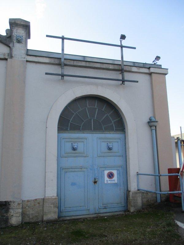 Liverdun : St Gobain - Pont à Mousson ...c'est fini .