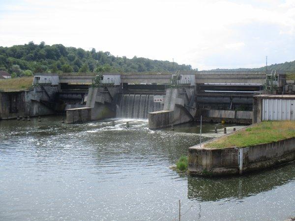 Liverdun :  Le plan sécheresse