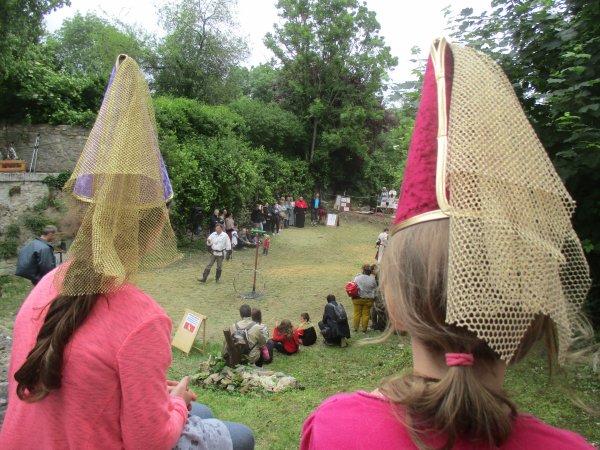 Liverdun : c'était la fête médiévale ....