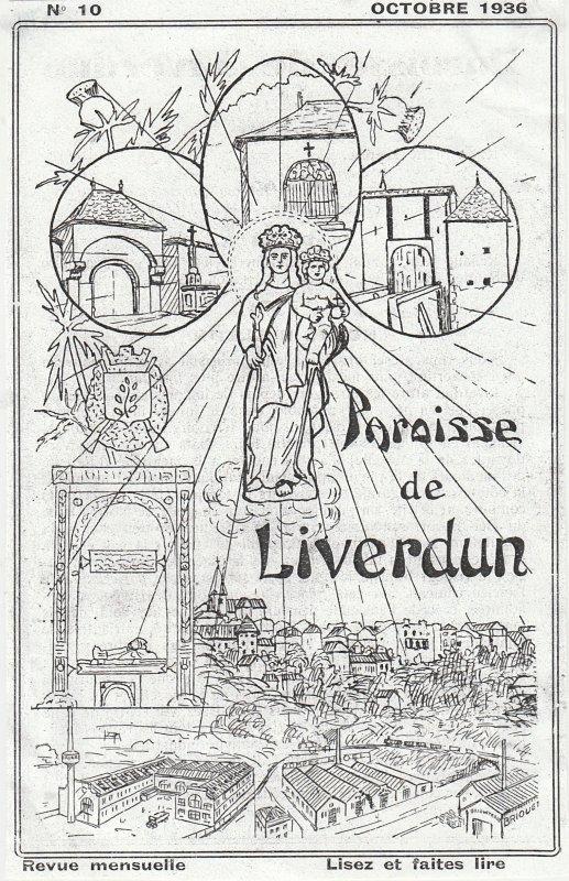 Liverdun : La chapelle ( I I )