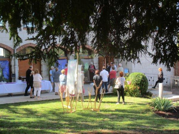 Liverdun : Première journée du patrimoine 2018 .