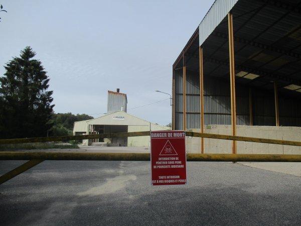 Liverdun  :  Le site de l'ancienne  Briquerie  . ( I )