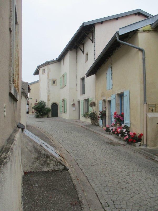 Liverdun : Village fleuri . ( I ) .