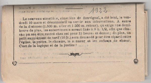 """Liverdun : Les """" Echos de la cité des madeleines """" ."""