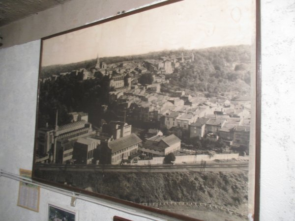 Liverdun : Réaménagement  du site Lerebourg .