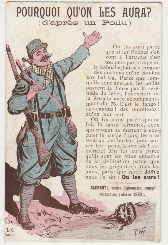 Liverdun : Récit de la  grande guerre . ( I )