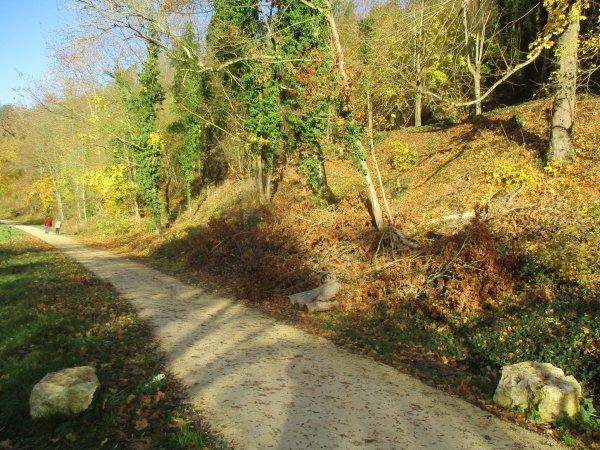Liverdun :   Route du Pisuy fermée à la circulation.