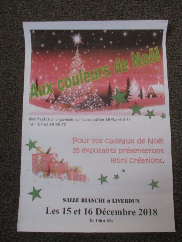 Liverdun : Aux couleurs de Noël (I)