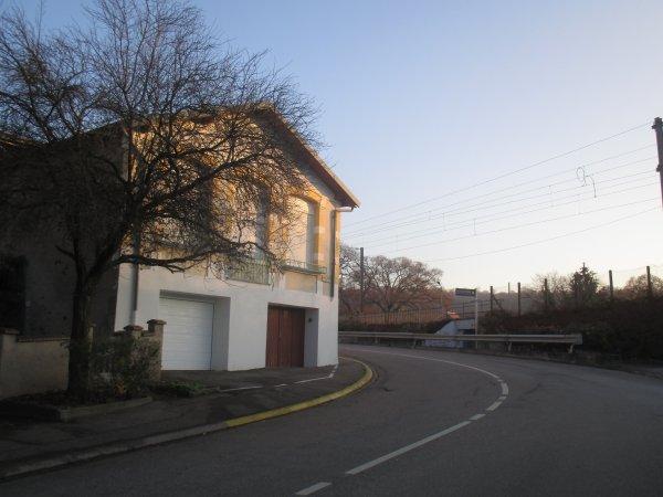Liverdun : Evolution du village .( I )