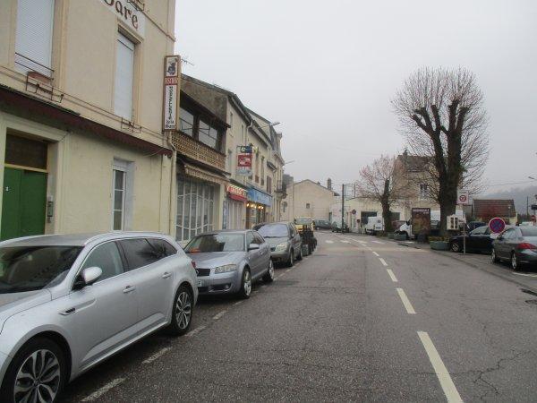 Liverdun : Evolution du village .( I I I ) .