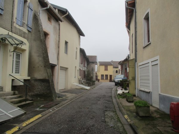 Liverdun : Evolution du village : ( I V )  .