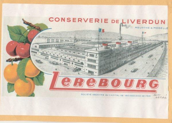 Liverdun : Evolution de nos quartiers ( V I ) .