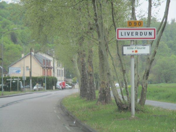 Liverdun : le village s'agrandit .
