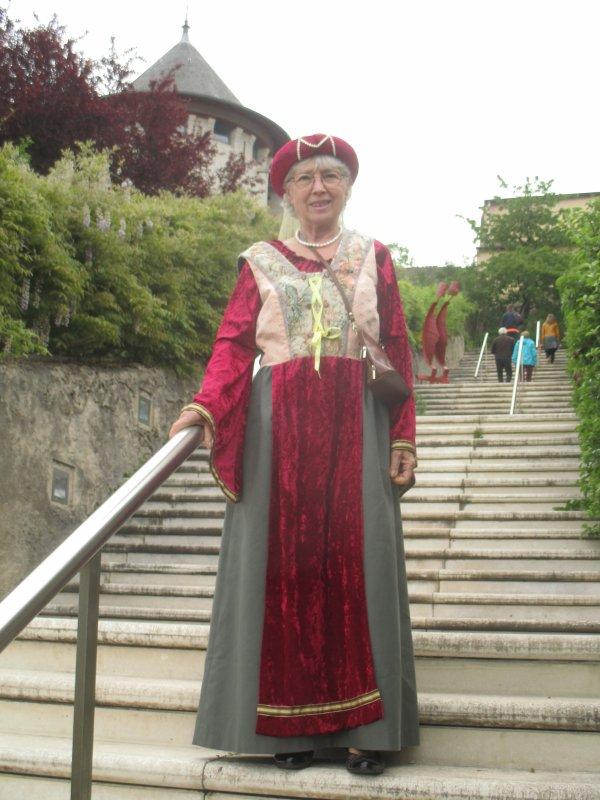 Liverdun : journée médiévale  ( I ) .