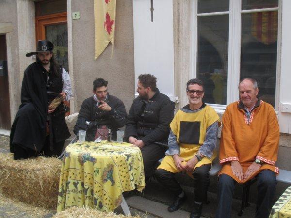 Liverdun : fin des festivités médiévales ( I V )