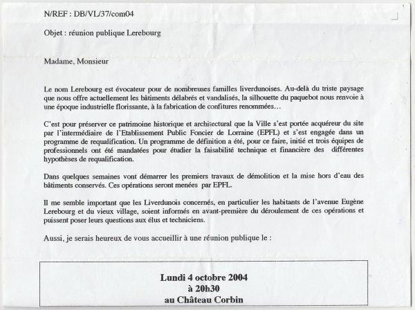 Lerebourg : un gachi financier ( I )
