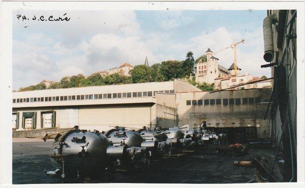 Liverdun : les projets de réhabilitation du site Lerebourg ...rétrospectives ( I )