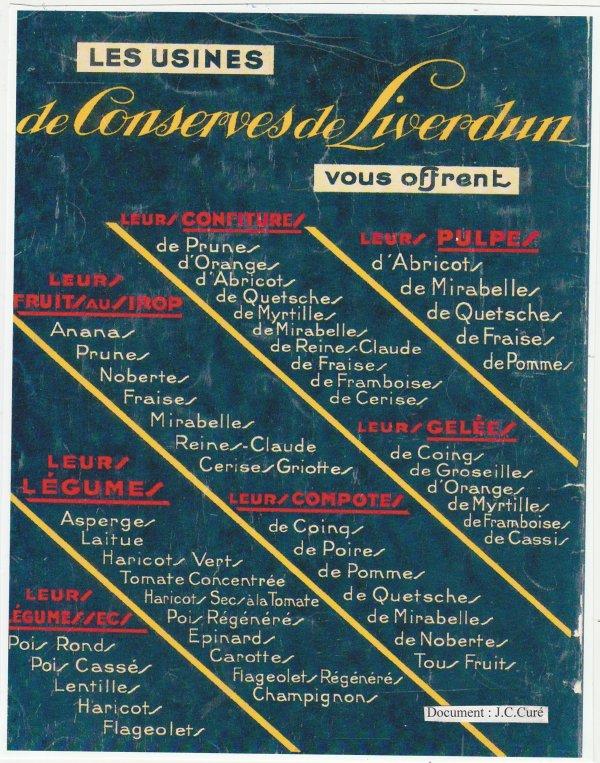 Liverdun : C'était  Lerebourg .( I )