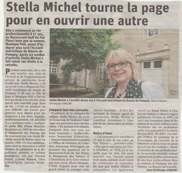 Liverdun: Au revoir Stella ...
