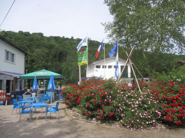Liverdun : le terrain de camping ( I I )