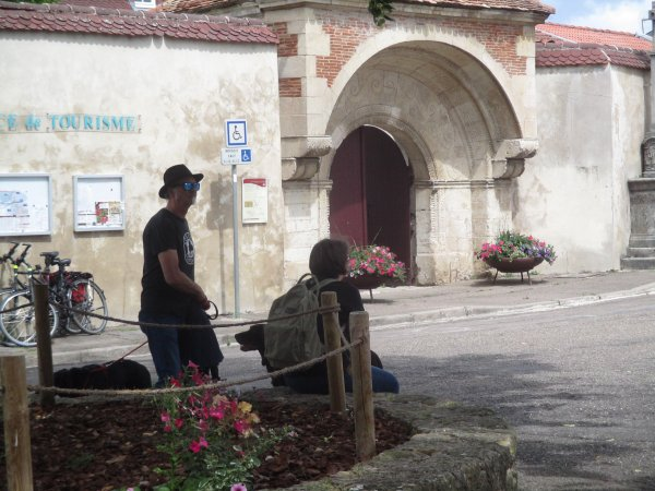 Liverdun : Une ville touristique .