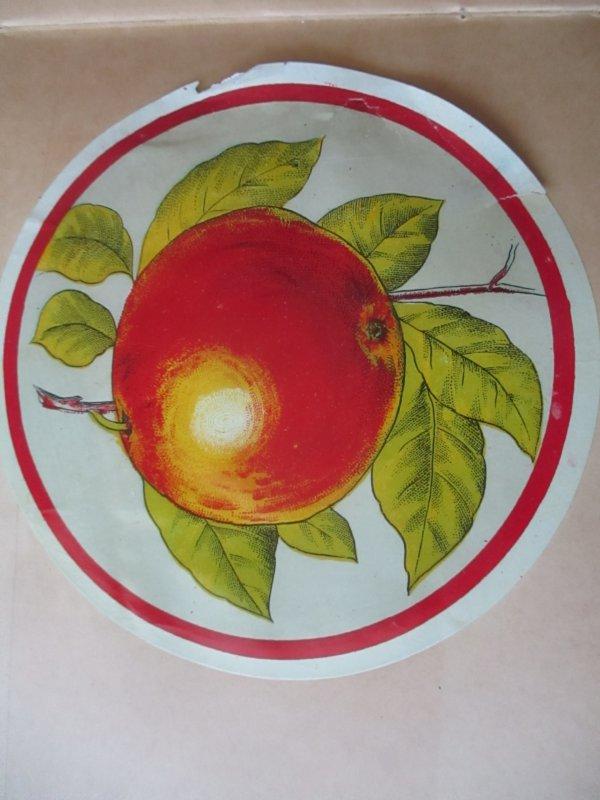 """Liverdun : Lerebourg  :   """"  Dans les pommes """" ."""