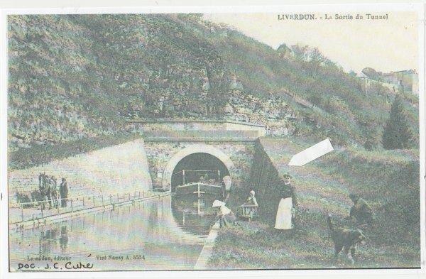 Liverdun : Sentiers de randonnées sécurisés . ( I ) .