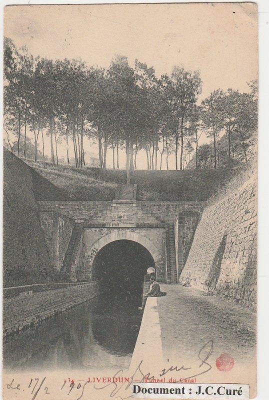 Liverdun  : Sentiers  de randonnées sécurisés ( I I )