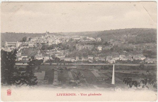 Liverdun : la première salle des fêtes .