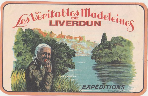 Liverdun : madeleines et Covid19 .