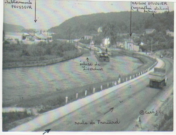 Liverdun : promenade en péniche (II)