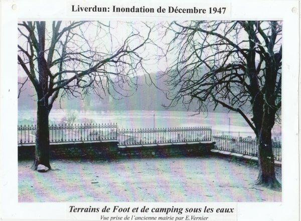 Liverdun  :  Un pont providentiel  ....