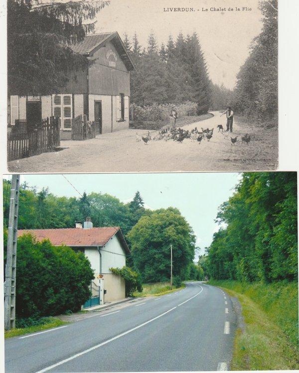 Liverdun : Bourg agricole ( I I )
