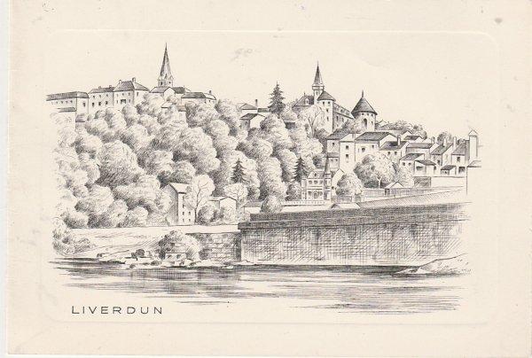 Liverdun : ville Française. ( III ) .