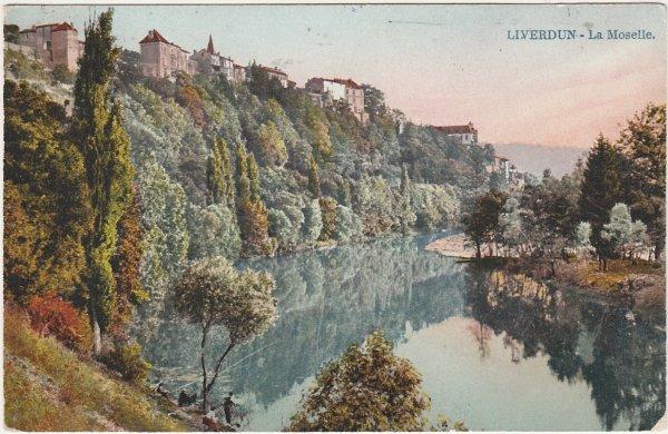 Liverdun : le Val Fleuri.
