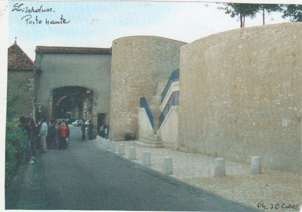 La forteresse de Liverun .