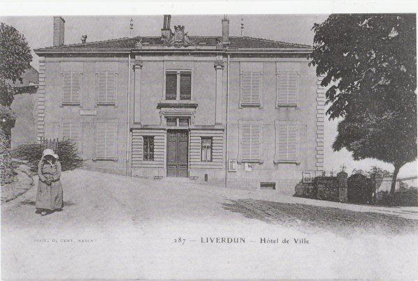 Liverdun : images d'hier  et d'aujourd'hui. ( I I ) .