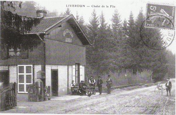 Liverdun : images d'hier  et d'aujourd'hui.( III )
