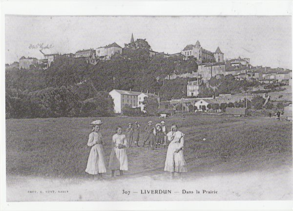 Liverdun : images d'hier  et d'aujourd'hui. ( IV )