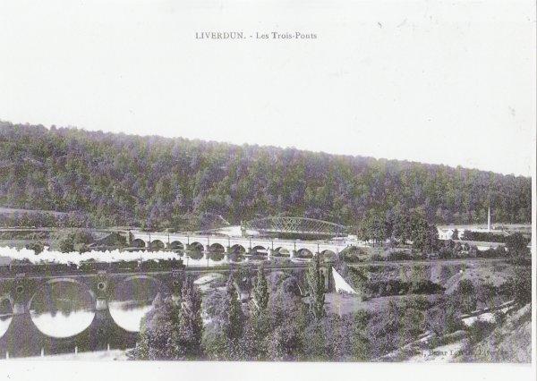 Liverdun : Images  d'hier.