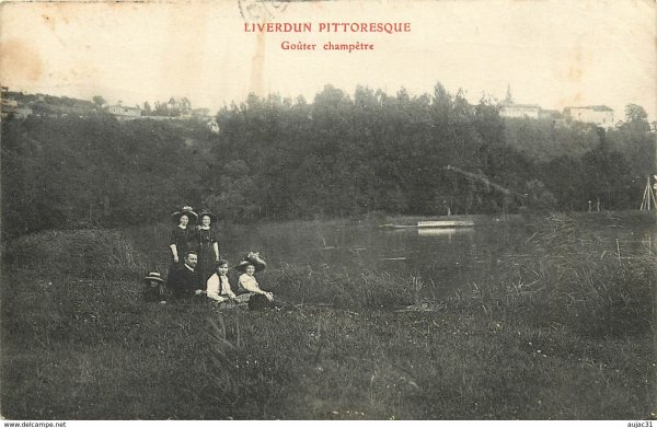 Liverdun : le Val Fleuri .